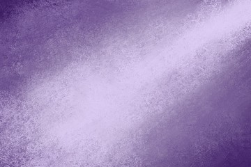 purple background with white grunge textured stripe or beam of light in center with dark purple border