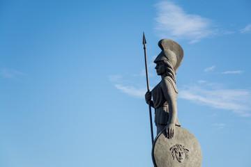La Minerva monument in Guadalajara, Mexico