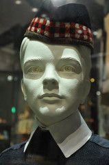 Head of a Scottish Boy