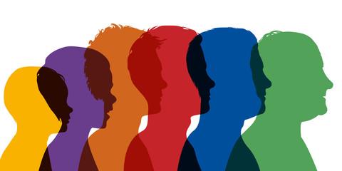 vieillir - évolution - homme - profils - senior