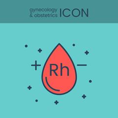 Gynecology icons