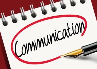 Communication - information - internet - publicité