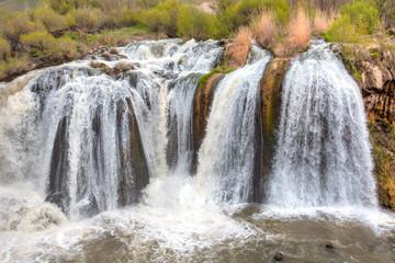 Muradiye waterfall, Eastern Anatolia