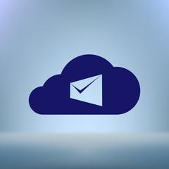 Digital Marketing Email Laptop Envelope Send Business Mail