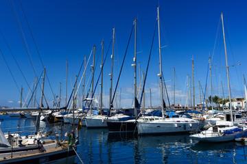 Yacht club, Puerto De Mogan