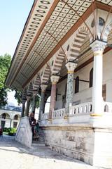 topkapi palace at Istanbul, Turkey