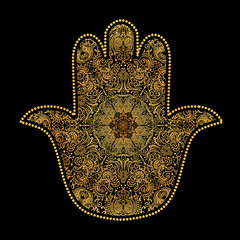 Hamsa Hand of Fatima