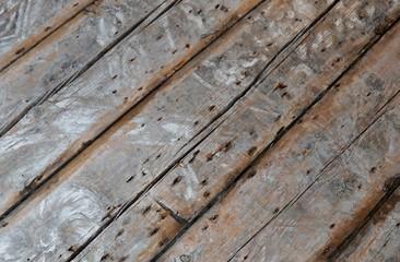 Alter Holzboden