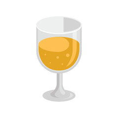 Christmas drink beer / wine icon