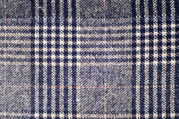 texture, background, wool fabric, brown, black checkered