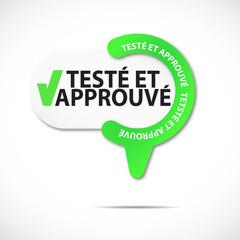 épingle bouton web : testé et approuvé