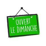 Pancarte entr e libre stock image and royalty free ve - Hema ouvert le dimanche ...