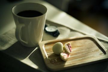 コーヒー お菓子