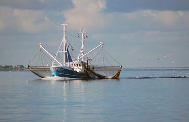 Krabbenfang