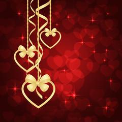 Wonderful Valentines background