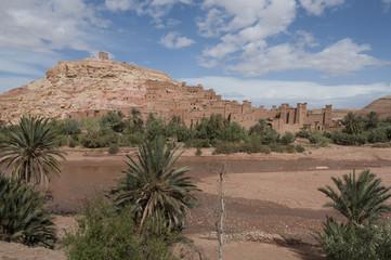Ksar Ait-Ben-Haddou, Marruecos