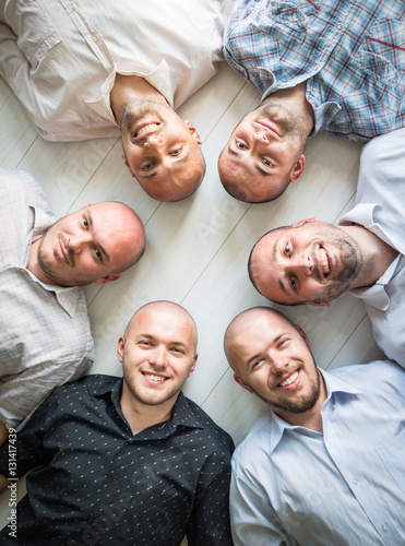 Bald Group 75
