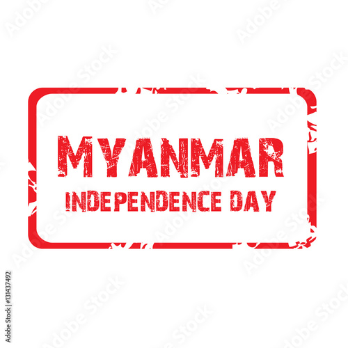 myanmar independence day Myanmar's independence day is celebrated on january 4 each year history myanmar is a nation that was subjected to the colonization efforts of both great britain and japan.