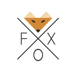 Vector Fox Illustration
