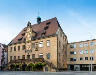 Rathaus von Heilbronn
