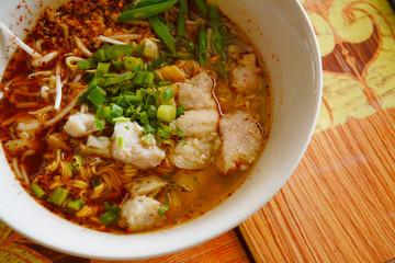 Noodle Tom Yam