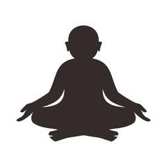 shaolin logo vector. logo template. kids. children.