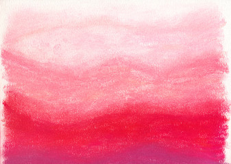 Pink & red chalk pastel background