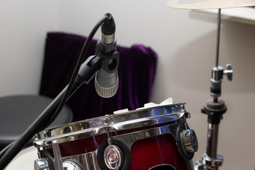 musical equipment drums