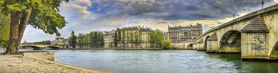 Paris - quais de Seine Wall mural
