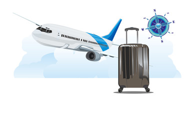 Travel with airplane, Air travel is a form of travel in vehicles  such as airplanes or anything else that can.