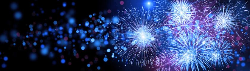 Silvester Feuerwerk Fotomurales