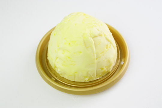 motte ronde de beurre au sel de guérande