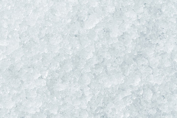 Ice crumb