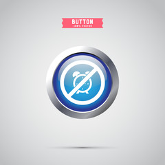 forbidden clock icon