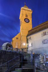 Stadtkirche St. Laurentius in der Altstadt Nürtingen
