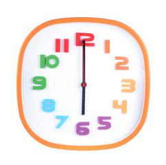 Clock 06:00