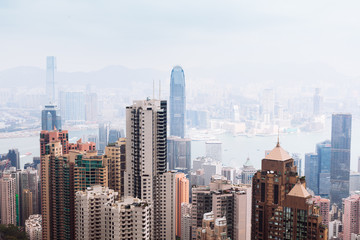 HONK KONG Harbour city