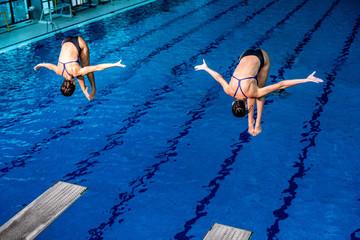 diver team
