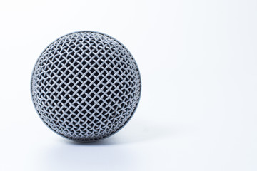 pattern of mic head