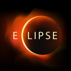 éclipse - Mot