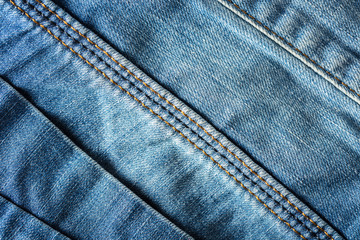 texture of denim fabric