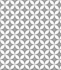 Geometric vector pattern, Modern stylish texture. Repeating abstract background