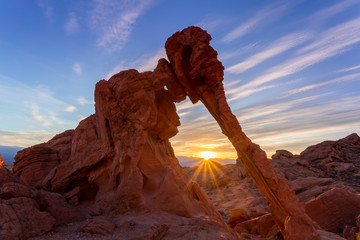 Elephant Rock, Valley of Fire State Park