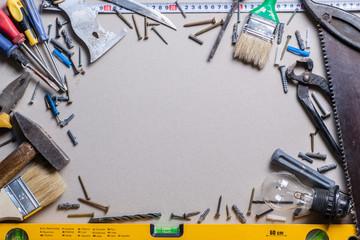 Tools and renovation