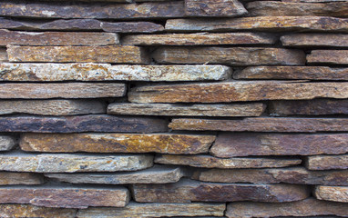Wall of slate. Very high quality texture