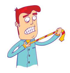 deadly neck tie