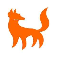 wolf fox logo