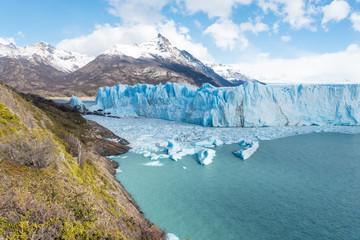 Perito Moreno Glacier in Santa Cruz Province, Argentina