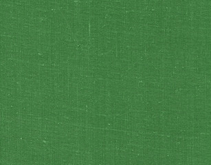 Green color textile cloth texture.