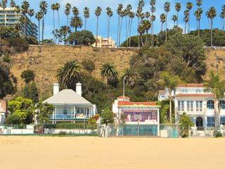 Nice Pastel Villa by Santa Monica pier - Los Angeles Wall mural
